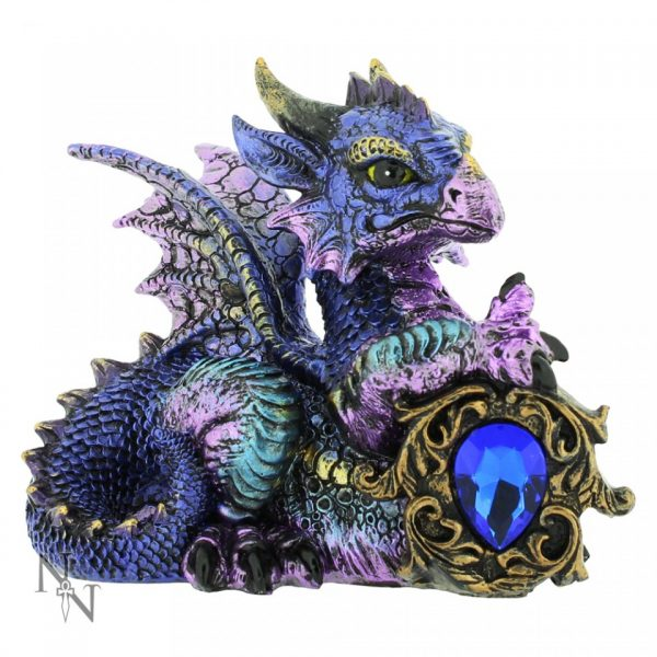 Tyrian Dragon Figure