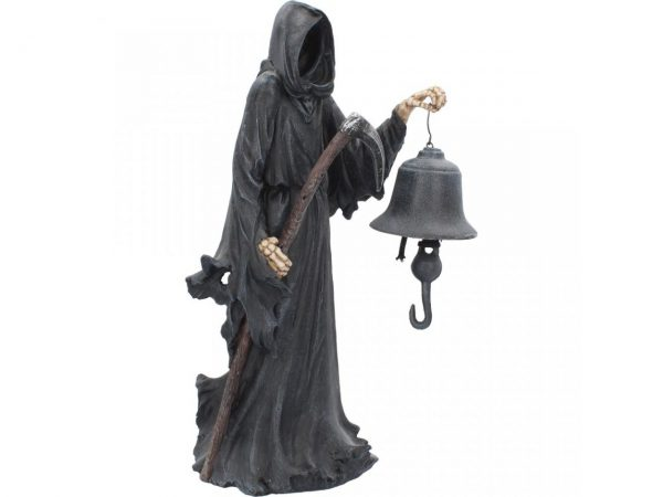 Whom The Bell Tolls Reaper Skull Figure