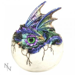 Kazon Dragon Hatchling Figure