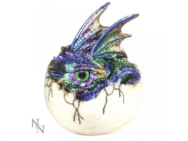 Kazon Dragon Hatchling Figure