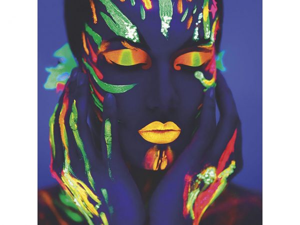 Stargazer Face and Body Paint 100 ml Neon UV