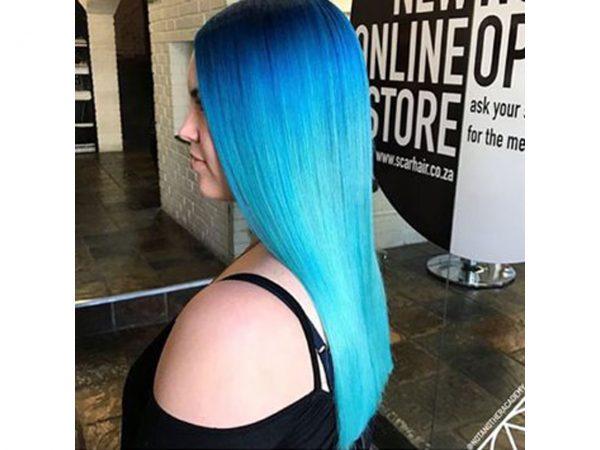 Crazy Colour Bubblegum Hair Dye