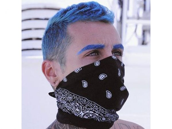 Crazy Colour Capri Blue Hair Dye