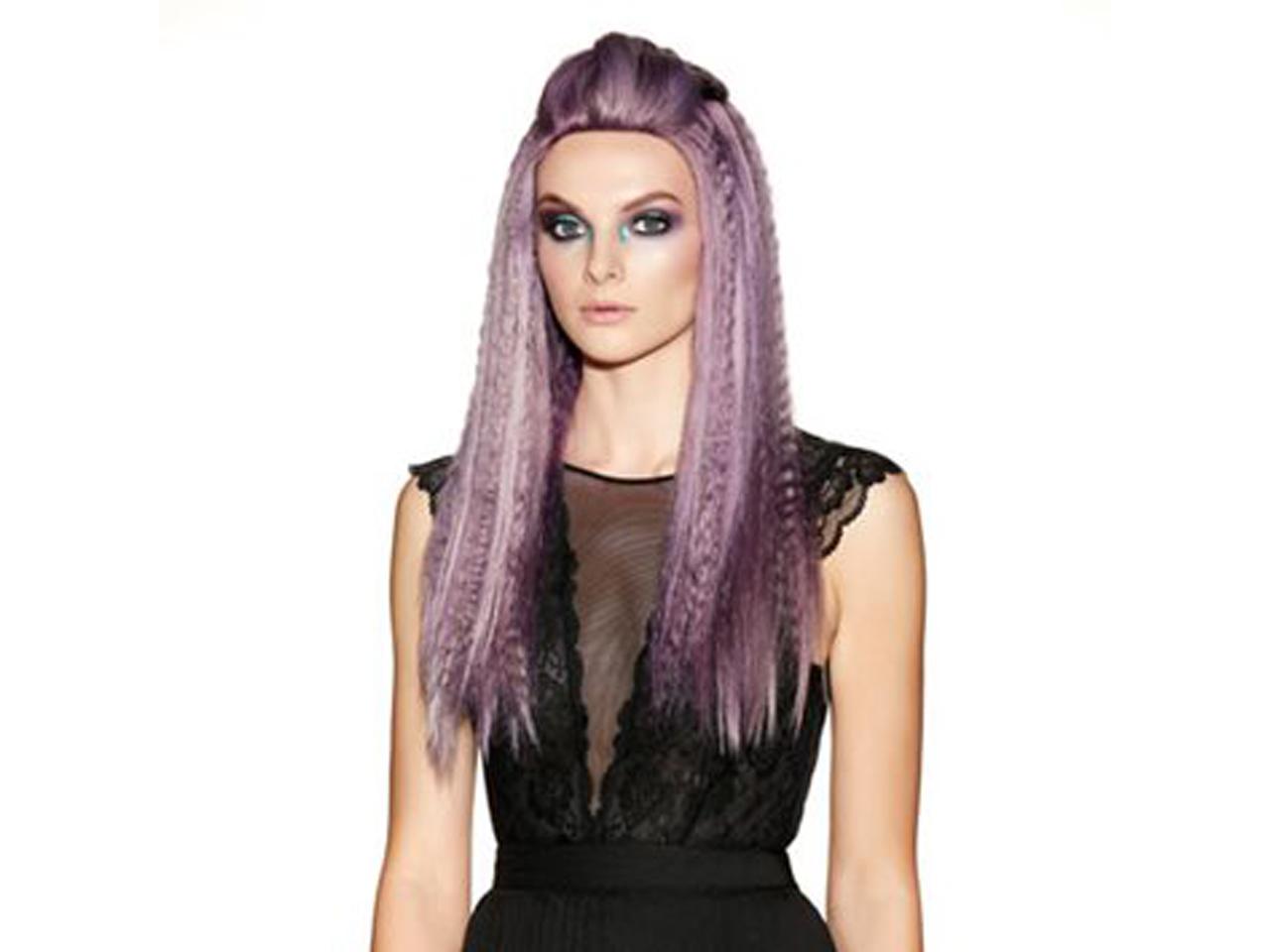 Crazy Colour Ice Mauve Hair Dye