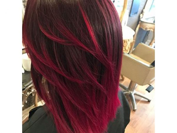 Crazy Colour Ruby Rouge Hair Dye