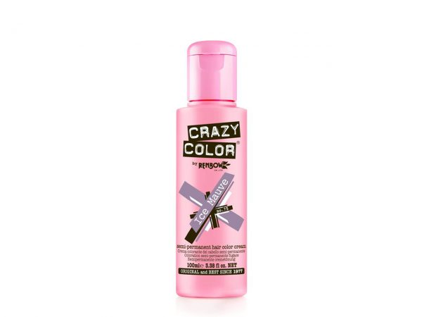 Crazy Colour Ice Mauve Hair Dye