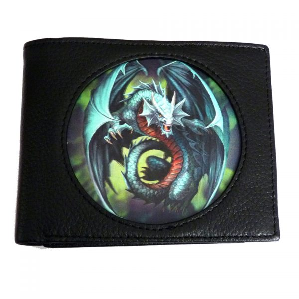 Age of Dragons Jade Dragon Lenticular 3D Wallet