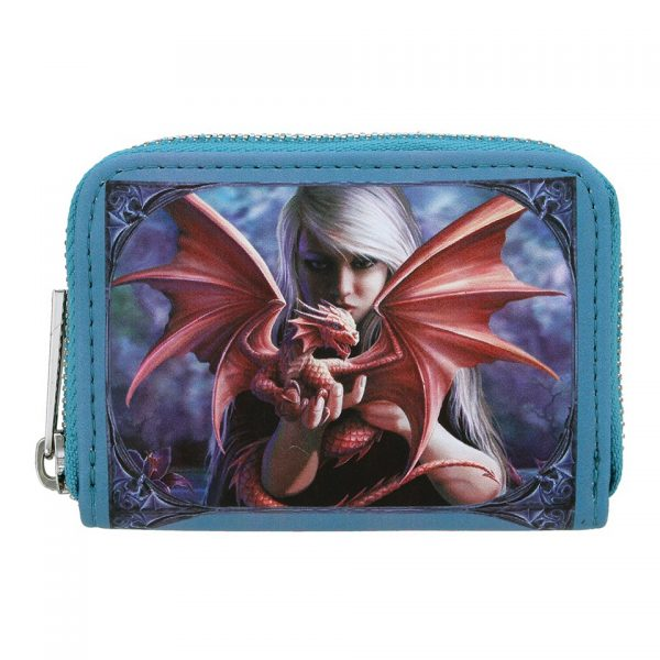 Anne Stokes Dragonkin Coin Purse