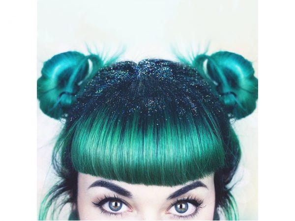 Crazy Colour Blue Jade Hair Dye