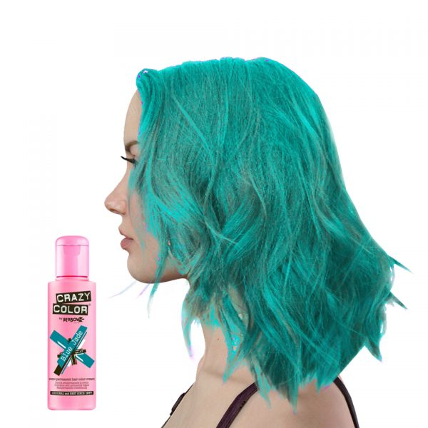 Crazy Colour Blue Jade Hair Dye