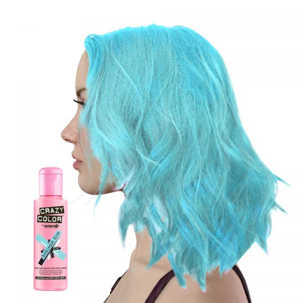 Crazy Colour Bubblegum Hair Dye
