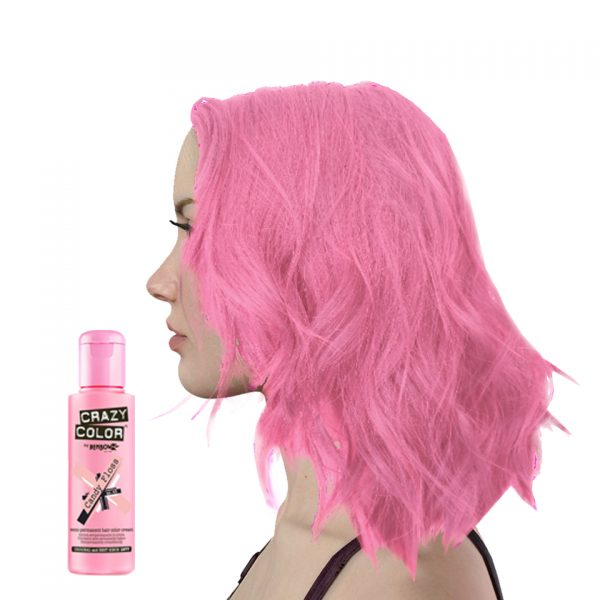 Crazy Colour Candy Floss Hair Dye