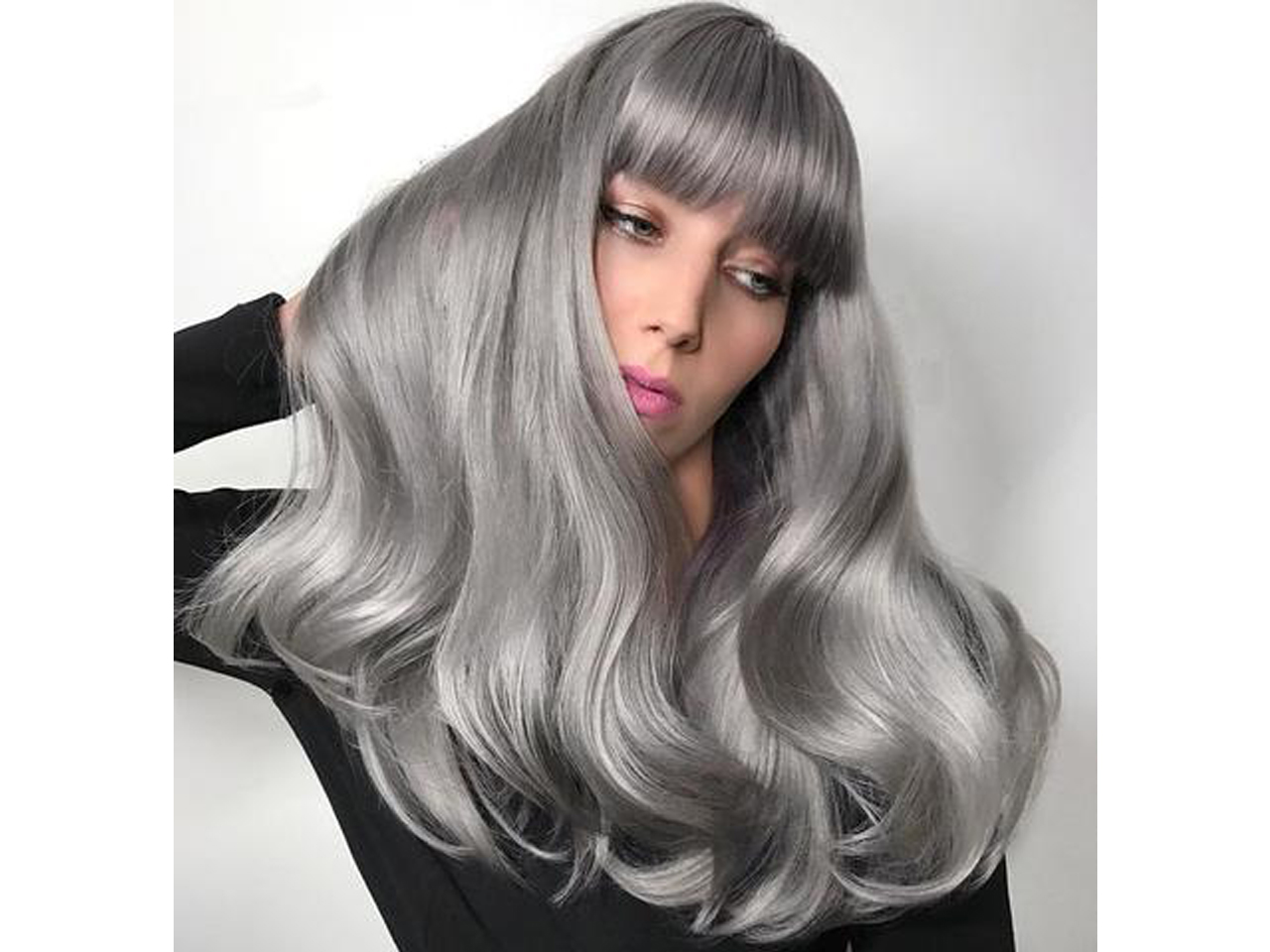 Crazy Colour Graphite Hair Dye