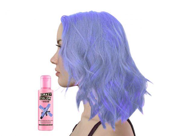 Crazy Colour Lilac Hair Dye