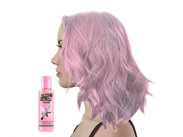 Crazy Colour Marshmallow Hair Dye