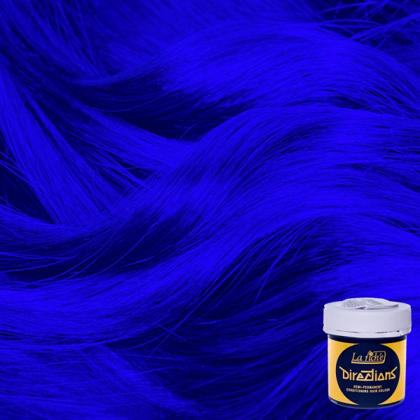 La Riche Directions Neon Blue Hair Dye