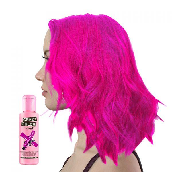 Crazy Colour Pinkissimo Hair Dye