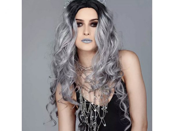 Crazy Colour Graphite Hair Dye