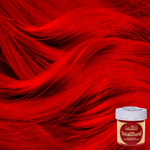 La Riche Directions Pillarbox Red Hair Dye
