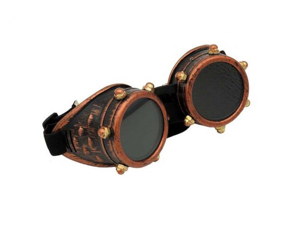 Industrial Gaze Steampunk Goggles Nemesis Now