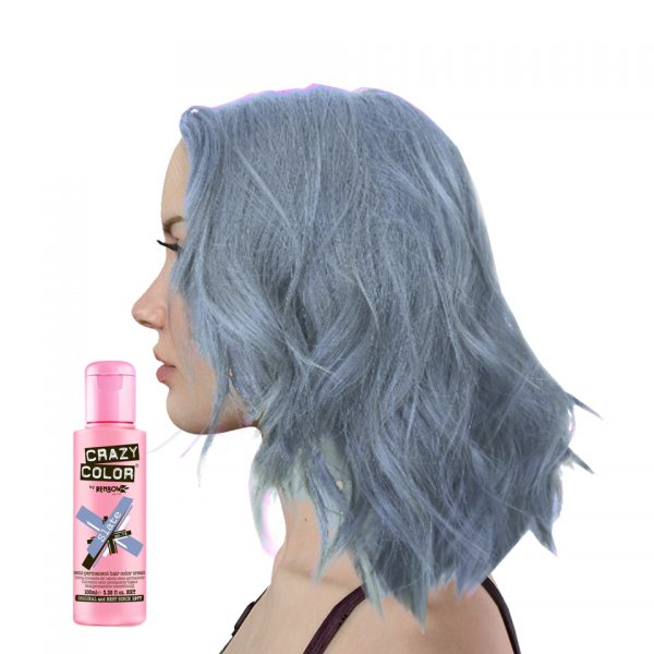 Crazy Colour Slate Hair Dye