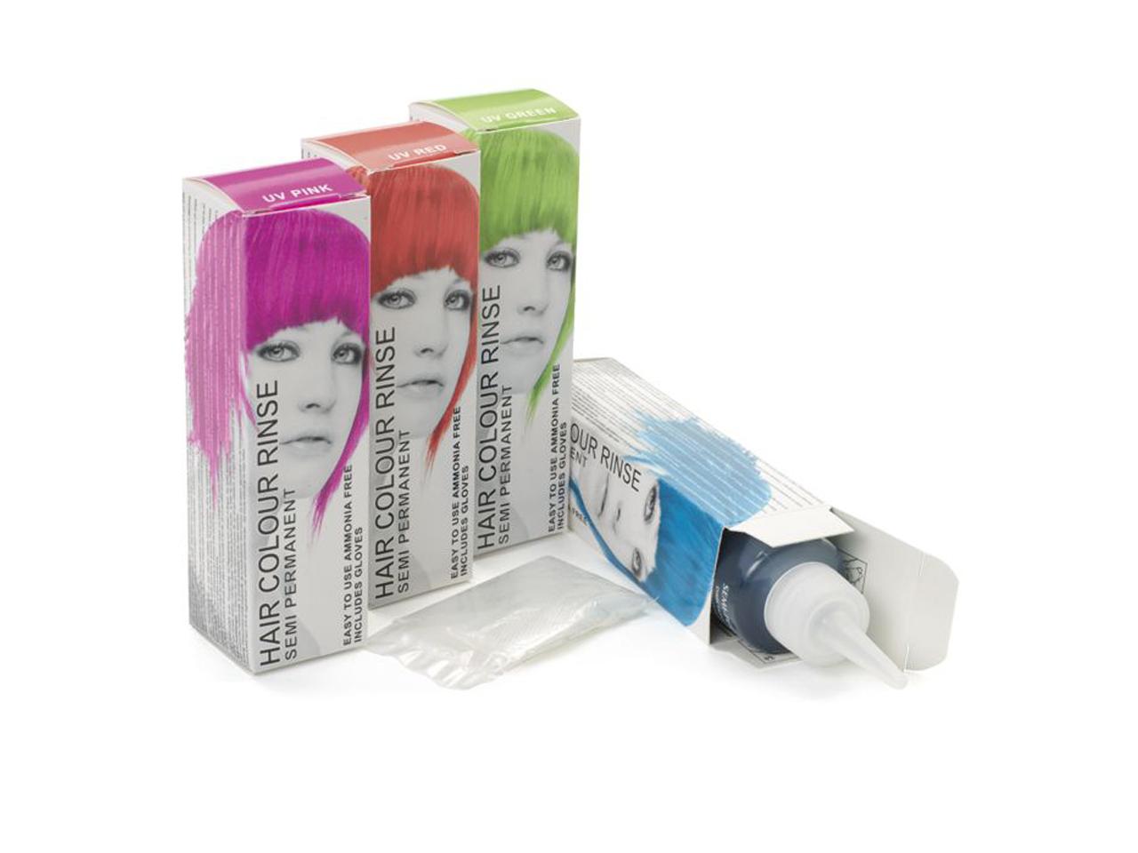 Stargazer Semi Permanent Hair Dye Bottle