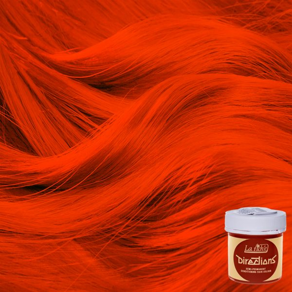 La Riche Directions Tangerine Hair Dye