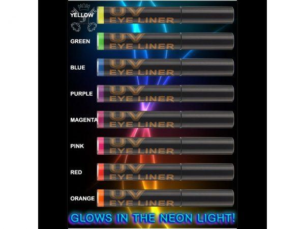 Stargazer Neon UV Liquid Eyeliner