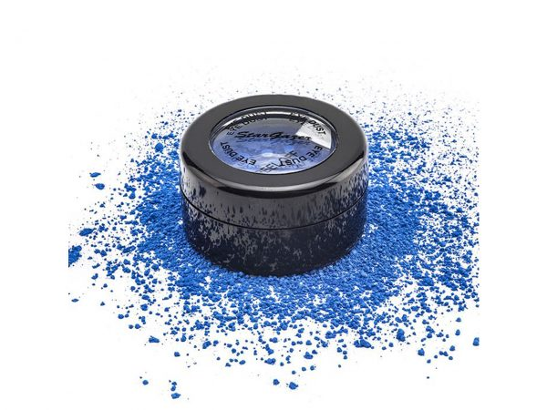 #204 Blue Stargazer UV Neon Loose Eye Shadow Dust