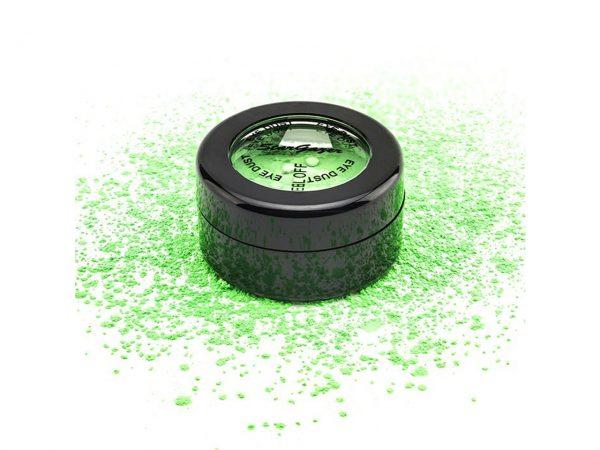 #201 Green Stargazer UV Neon Loose Eye Shadow Dust
