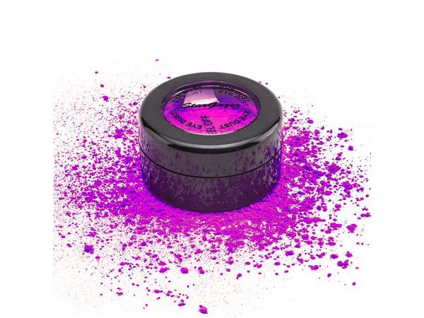 #206 Purple Stargazer UV Neon Loose Eye Shadow Dust
