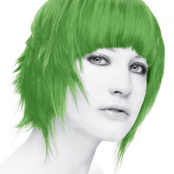 Stargazer UV Green Hair Dye