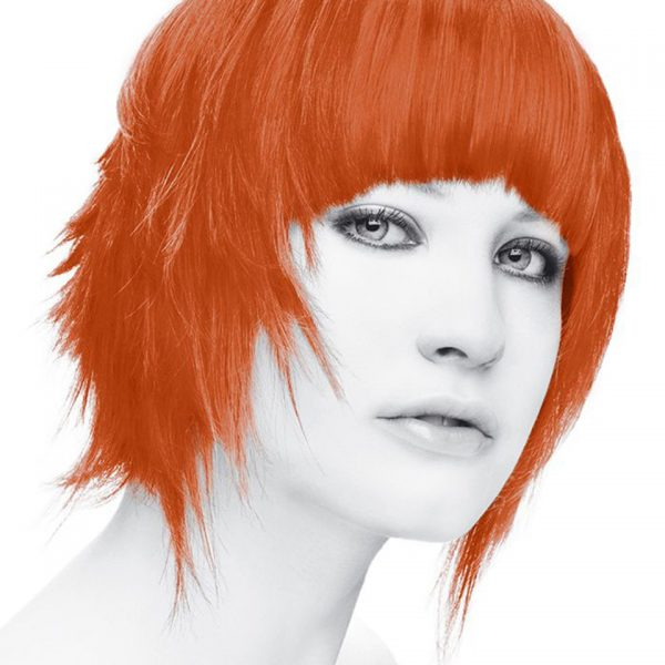 Stargazer UV Red Hair Dye