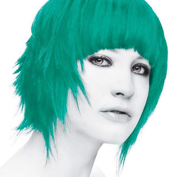 Stargazer UV Turquoise Hair Dye