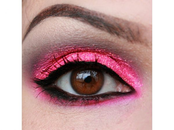 Stargazer Neon UV Glitter Pink
