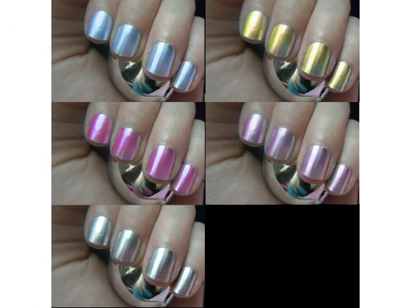 Stargazer Chrome Metallic Nail Polish