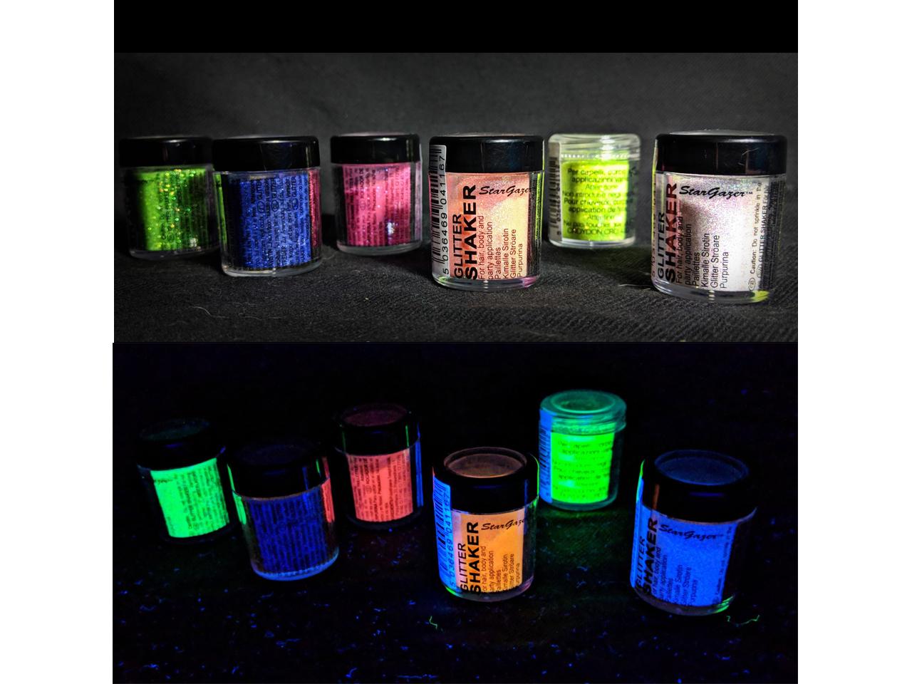 Stargazer Neon UV Glitter