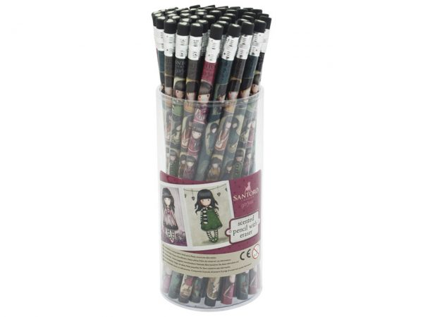 Santoro Gorjuss Scented Pencil with Eraser