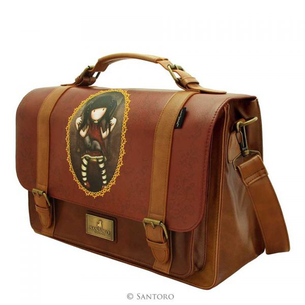 Santoro Gorjuss Chronicles Satchel Ruby