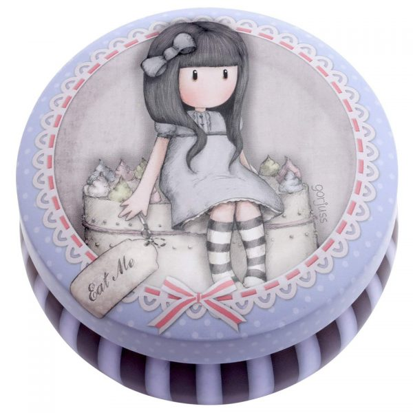 Santoro Gorjuss Trinket Tin Sweet Cake