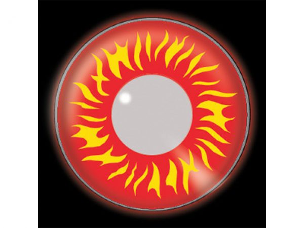 Funky Vision Eye Fusion Eye Accessories i-Glow Wolf UV 90 Days