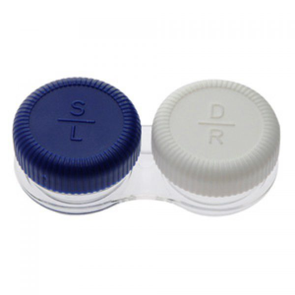 Cosmetic Lenses Eye Accessories Storage Case No Spill