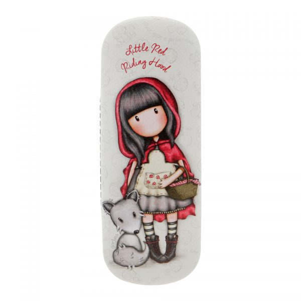Santoro Gorjuss Glasses Case Little Red Riding Hood