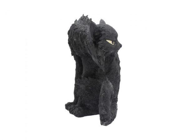 Spite Witches' Companion Black Cat Ornament Figure Nemesis Now