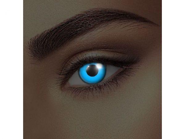 Funky Vision Eye Fusion Eye Accessories i-Glow Blue UV 90 Days