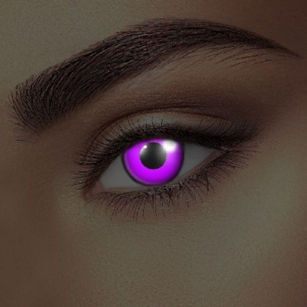 Funky Vision Eye Fusion Eye Accessories i-Glow Violet UV 90 Days