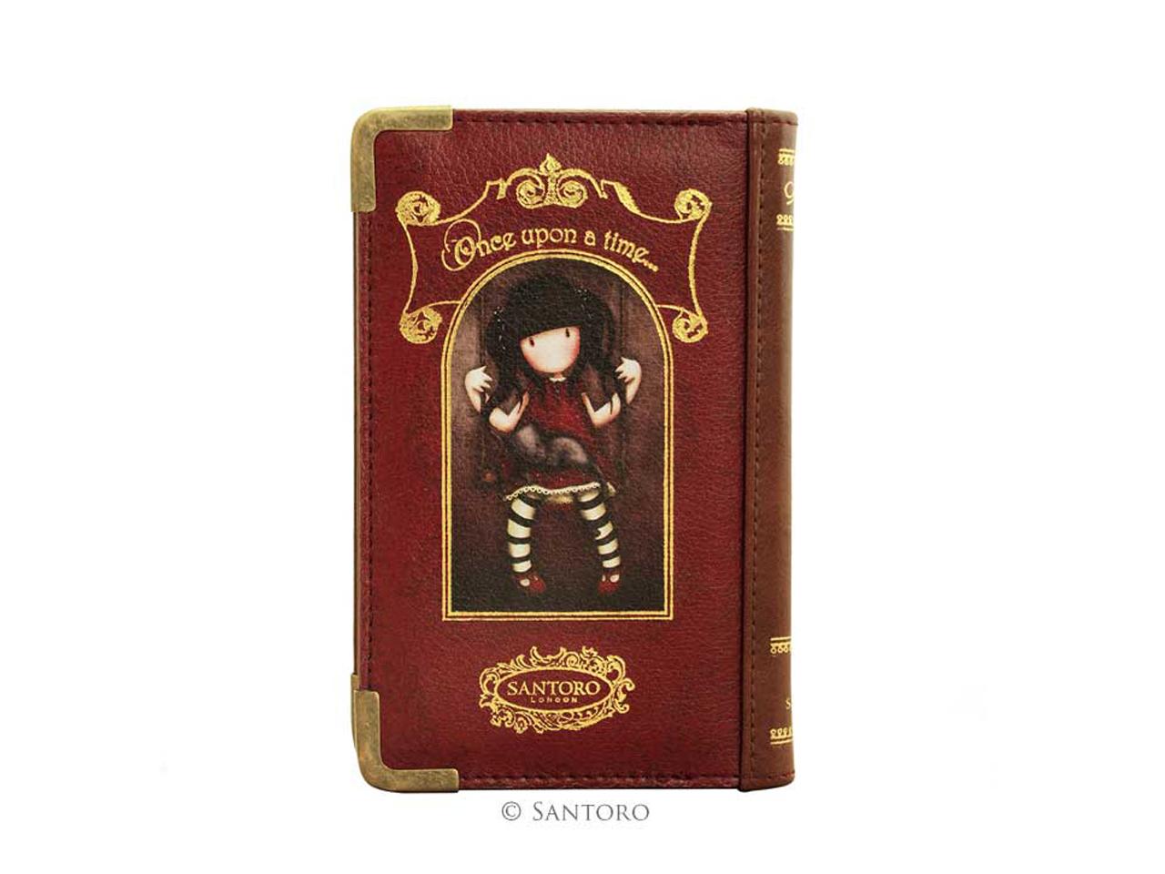 Santoro Gorjuss Chronicles Purse Wallet Cosmetics Case Accessory Case Ruby