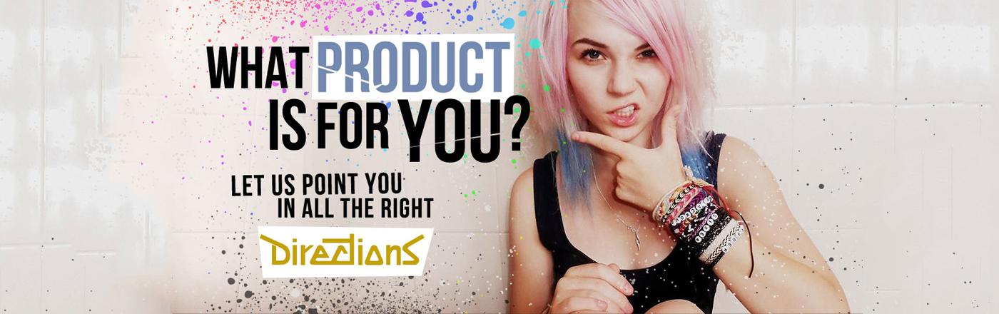 Hair Products La Riche Directions Hair Dye Semi-Permanent Hair Care Bleach Kit Colourful Bright Funky Alternative