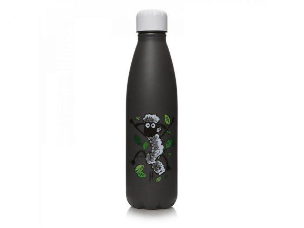 Shaun The Sheep Water Bottle Metal Recyclable Aardman Kitchenware Drinkware Home Decor Cartoon