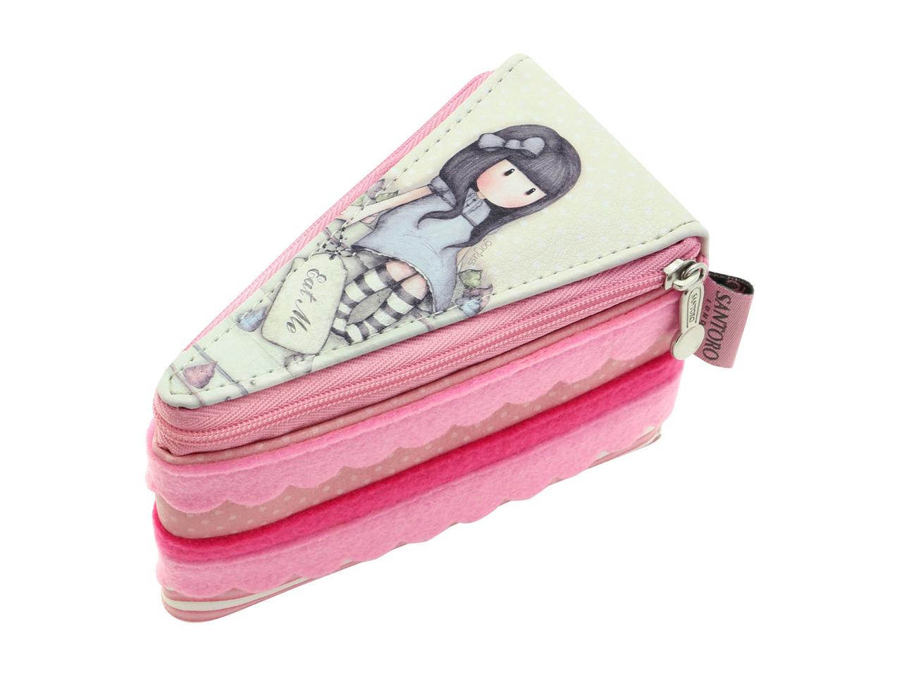 Santoro Gorjuss Sweet Cake Accessory Case Purse Wallet Trinket Spoon Charm